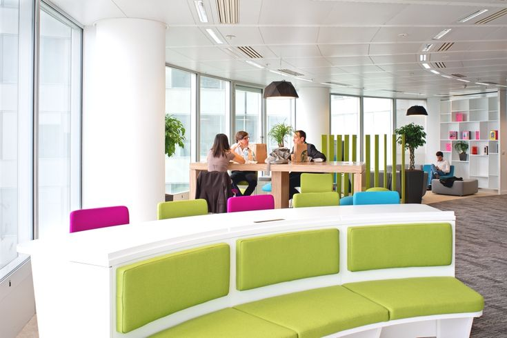 Citrix's 'workplace of the future' designed by Area Sq