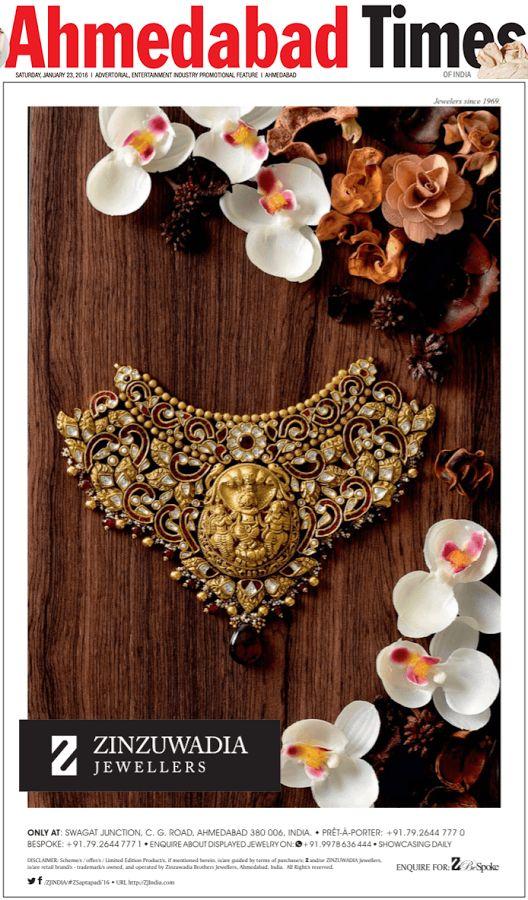 Zinzuwadia Jewellers_Necklace