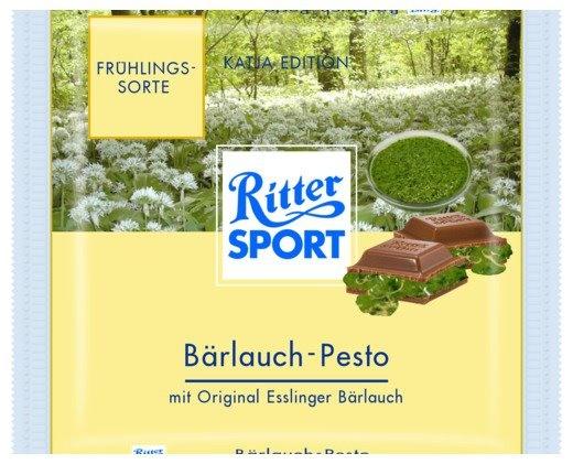Bärlauch-Pesto. Mit Original Esslinger Bärlauch.