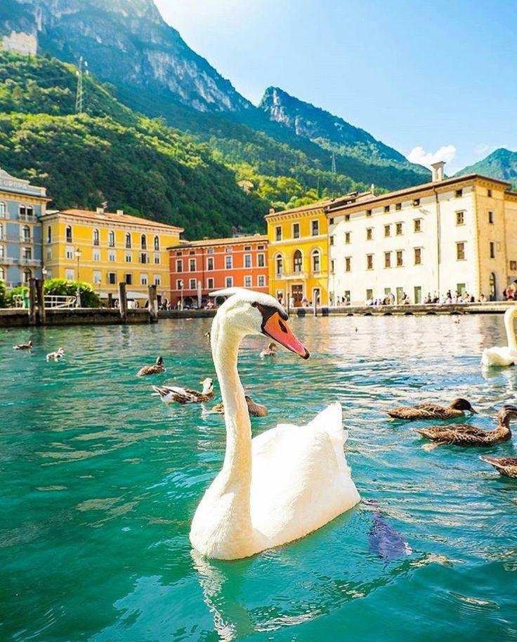Riva del Garda, Comuna italiana, da região do Trentino-Alto Ádige, província de Trento, Itália