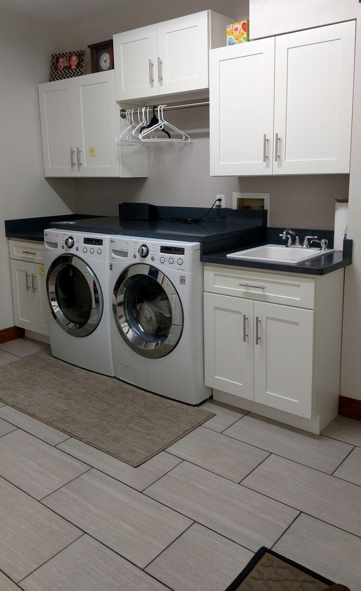 September $100 Gift Card Winner! Laundry Room Remodel By Walker M. Of Erie,