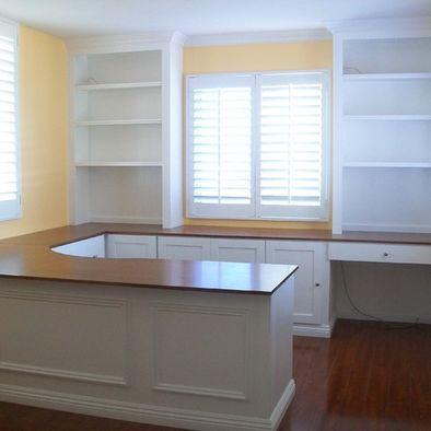 Home Office Studio Art Room Layout