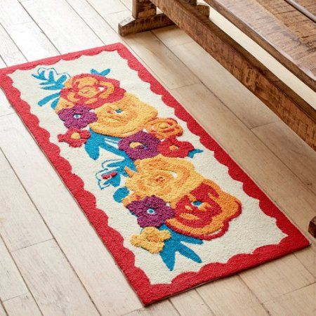 The Pioneer Woman Flea Market Rug - Walmart.com