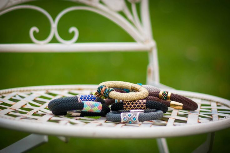 Lano Corda - climbing rope jewelry