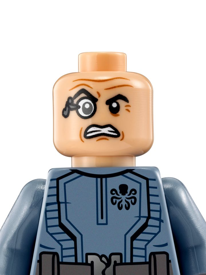 Baron Strucker - Characters - Marvel Super Heroes LEGO.com