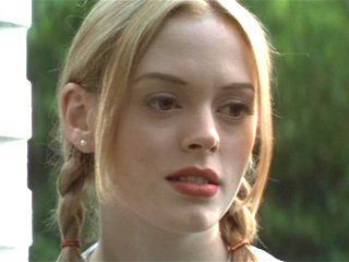 Rose McGowan as Tatum in Scream