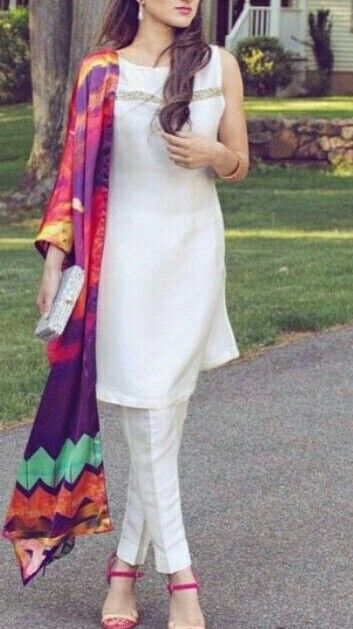 25+ best ideas about Simple indian suits on Pinterest ...
