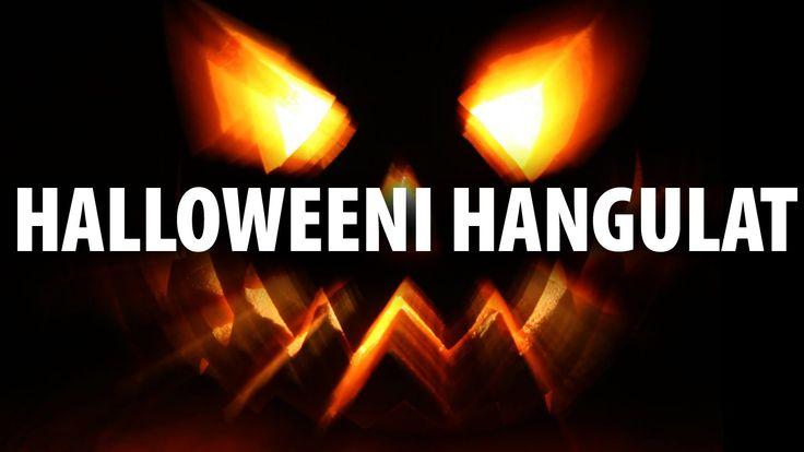 Halloweeni hangulat a kertben és lakásban - dekorációs ötletek