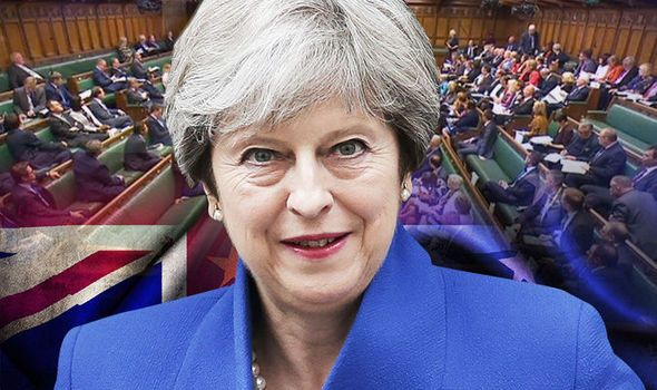 BREXIT VICTORY: Theresa Might wins EU repeal vote regardless of Labour's bid to scupper invoiceThe bill will allow EU law to be passed into UK common law, allowing for a smooth transition as Britain makes its way out of the 27 member state bloc. The bill will now move onto the committee stage before being given royal assent after being passed by 326 votes to 290. The victory will buoy the leadership of Theresa May following her crushing snap election result which saw her forced to lead with…