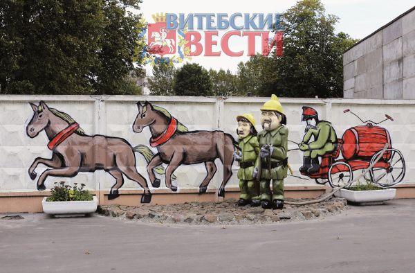 Маленькие шедевры большого города, или О том, как в Витебске появилась новая достопримечательность