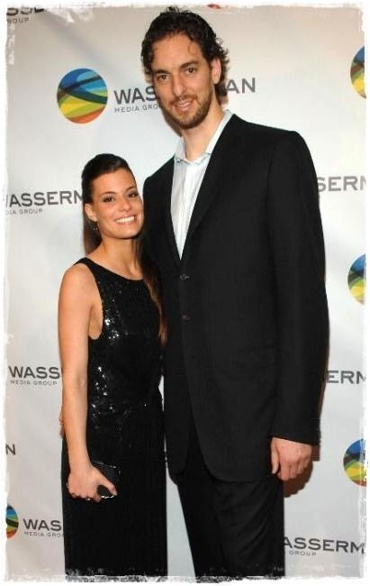 nba players with hot girlfriends   utterly hot Silvia Lopez Castro, this Fab NBA Wag is the girlfriend ...