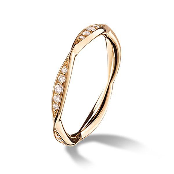 カメリア コレクション エタニティ リング - CHANEL(シャネル)の結婚指輪(マリッジリング)結婚指輪はどこで買う?シャネルのマリッジリングの参考一覧♡