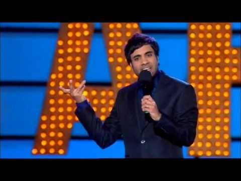 Stand-up comedian Paul Chowdhry #humor #funny #lol #comedy #chiste #fun #chistes #meme