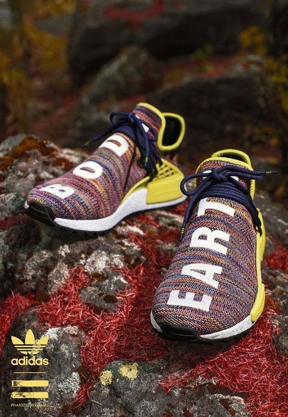 f16fe26c9 Mens size Human Race Adidas HU Trail Multicolor   PW unauthorized shoes in  2019