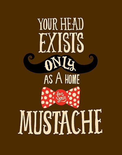 how to make a moustache grow