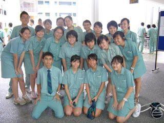 SSU Singapore School Uniforms: AMKSS Ang Mo Kio Secondary School