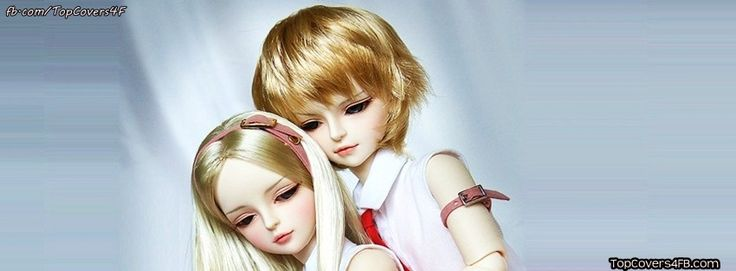 17 Best images about Cute Dolls Facebook Covers on ...