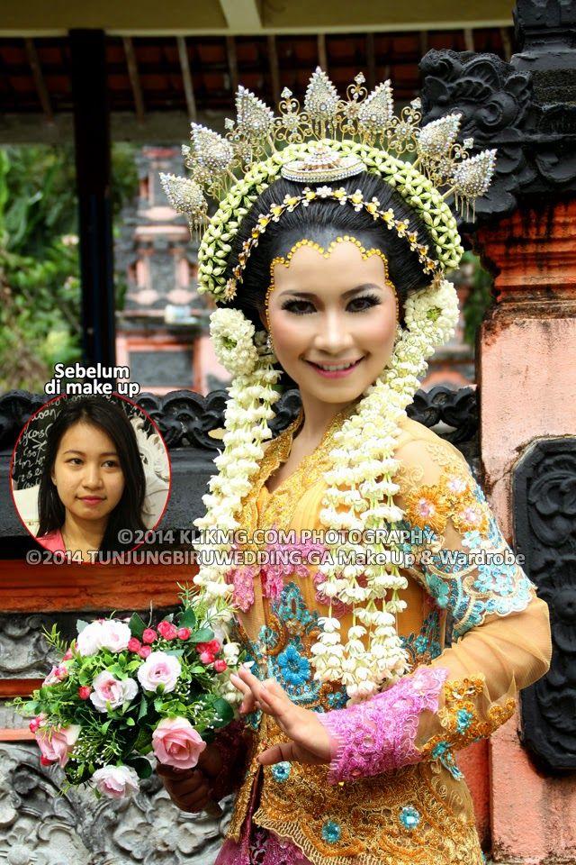 Rias Pengantin Madura - Make Up & Busana oleh : Tunjungbiruwedding.ga - Foto oleh : Klikmg Fotografi | Talent : Velita