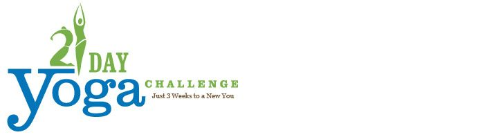 21 day yoga challenge, 3 weeks to a New You for both beginners and intermediates! Starting tomorrow