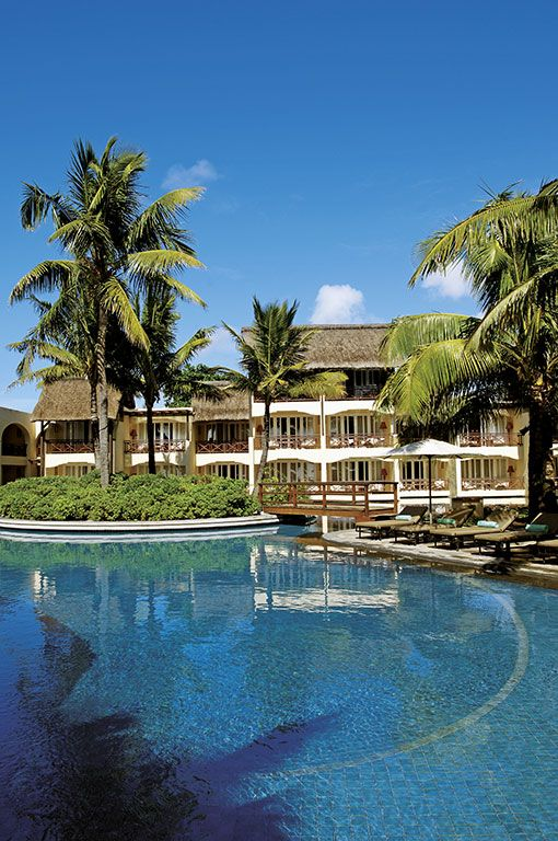 Hôtel #Constance Belle Mare Plage (Île Maurice) - #Piscine
