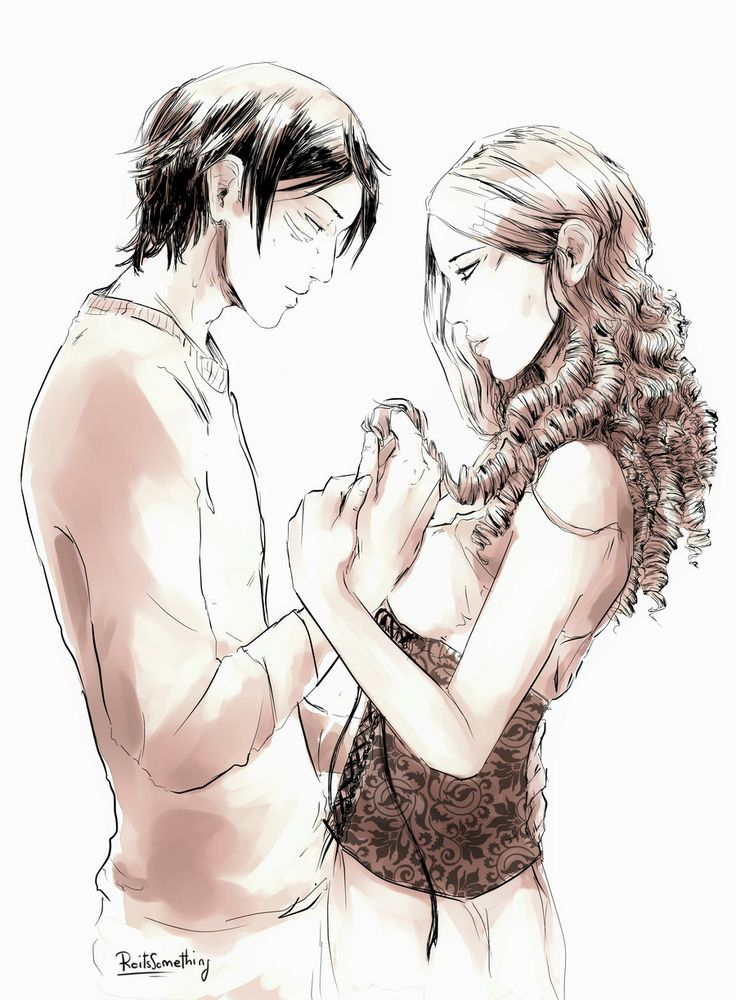 Jem Carstairs and Tessa Gray - After the Bridge
