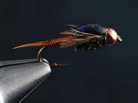 Copper John. So cool looking.