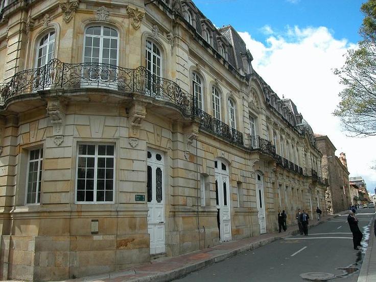Palacio Echeverry - Ministry of Culture