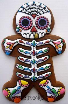 ginger breadman cake - Google Search