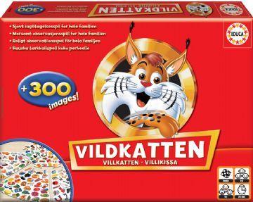 Danspil Ny Vildkatten 300 - Danspil Spil og Brætspil 16438 Shop - Eurotoys - Legetøj online