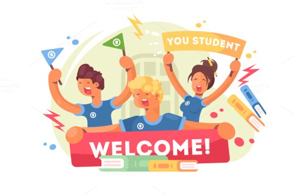 Welcome to #university by Kit8.net on @creativemarket
