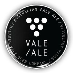 McLaren Vale Beer Company, home of the Vale Ale. Try one of these at the Floating Melodies blues concert as part of the Adelaide Food and Wine Festival - choose a cider or a beer - one drink is included in the ticket price!