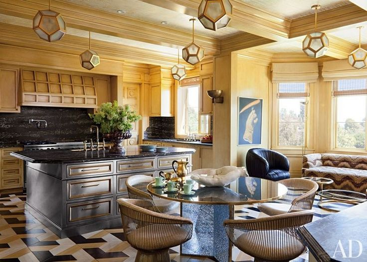 Home inspiration ideas – best kitchen design ideas by @Kelly Wearstler interiors | #interiordesign #inspiration #kitchendecor