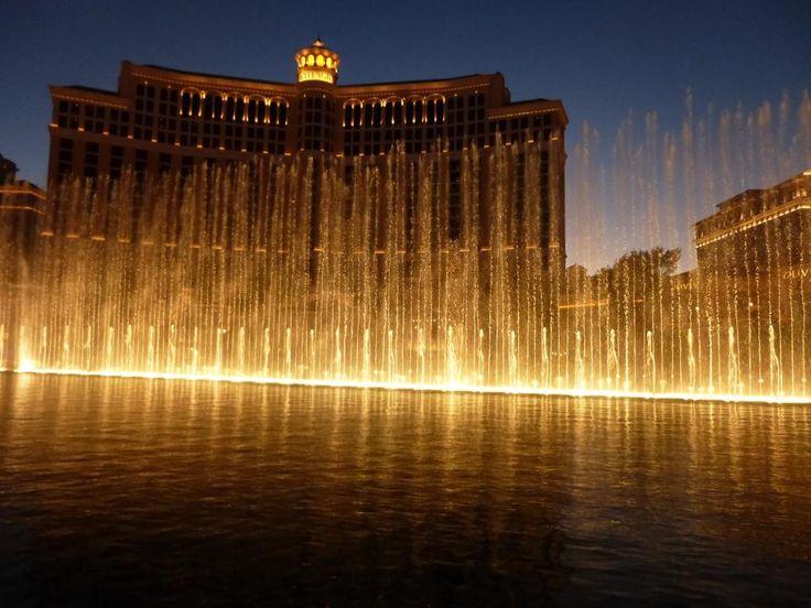 Bellagio Fountains - Las Vegas -