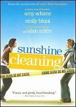 Sunshine Cleaning DVD Amy Adams,Emily Blunt