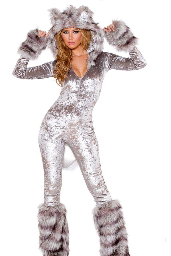 American Werewolf Catsuit