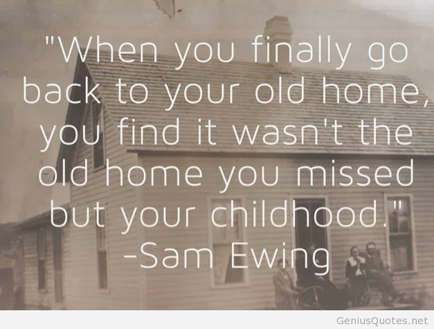 17 Best Going Home Quotes On Pinterest