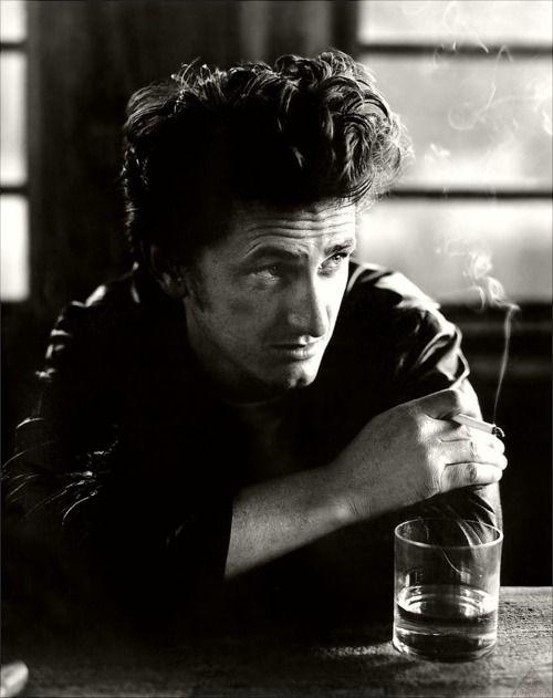 Sean Penn. Men that make your knees weak.