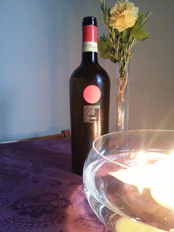 Fiano d'Avellino, great italian white wine from Campania. #fiano