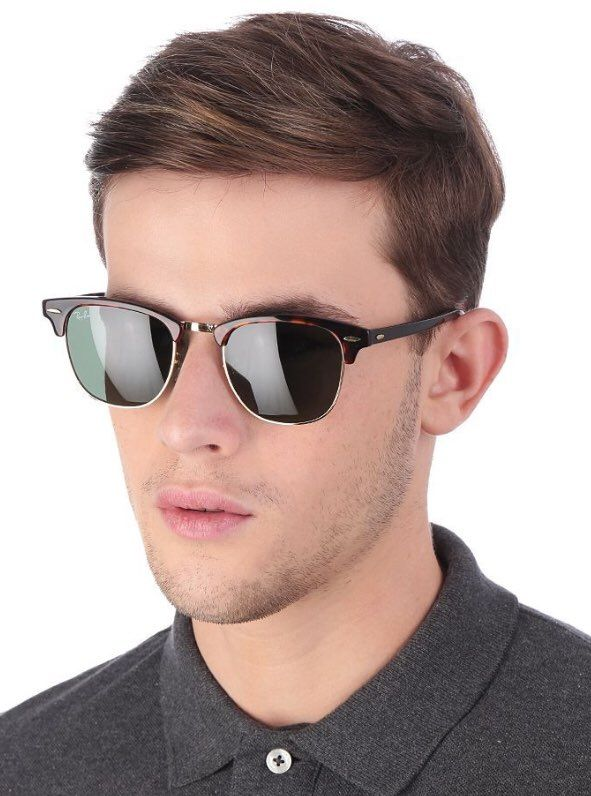 ray ban clubmaster sunglasses rb3016 w0366