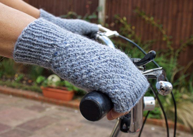Fingerless+Gloves,+Wool+Gloves,+Women's+Gloves,+Fingerless+Mittens+by+HappyLaika+on+Etsy