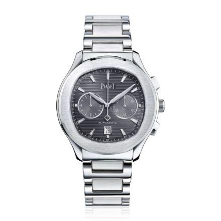 Steel Chronograph Watch G0A42005 - Piaget Luxury Watch Online