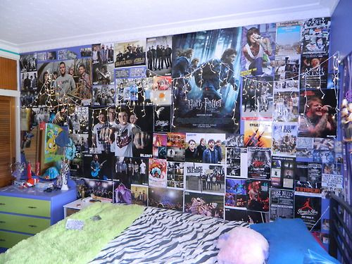 24 best images about tumblr rooms on Pinterest  Wall posters, Tumblr room an