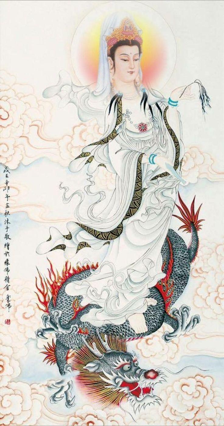 633 best Kuan Yin and Tara images on Pinterest | Buddha ...