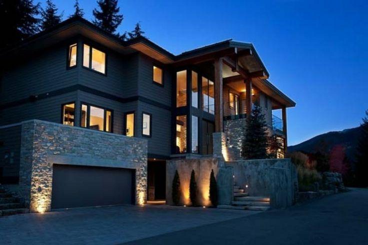 Amazing And Comfort 'Mountain Residence' Decorating Ideas Amazing