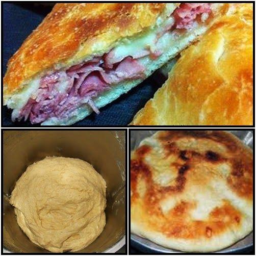 Le ricette di Valentina & Bimby: FOCACCIA IN PADELLA