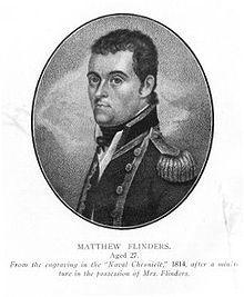 Australia....Matthew Flinders led the first successful circumnavigation of Australia in 1801-02