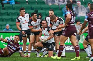 Brad's Ramblings: NZ Warriors Round 17 Review: Perth curse continues...