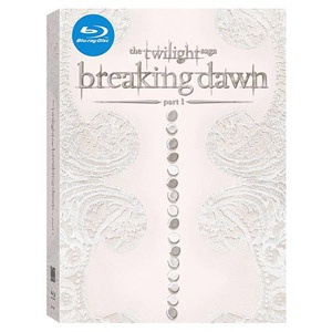 Just ordered my special edition Breaking Dawn dvd! Geek I know...