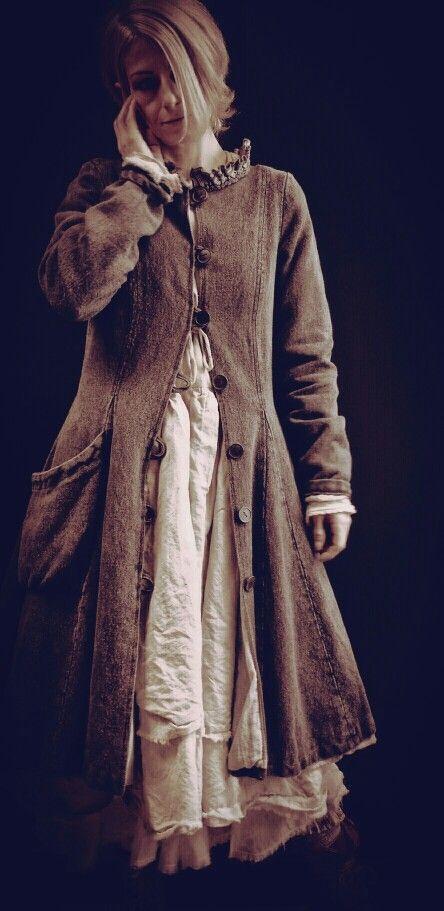 Manteau Arolde Les Ours ♡ Robe Luce Les Chiffons de Pucerone ♡