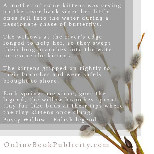 The staff of Online Book Publicity is wishing you a beautiful spring day.  Let's connect: http://www.onlinebookpublicity.com https://www.facebook.com/bookpublicity